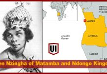 Did You Know Queen Nzingha Was the Diplomatic & Military Leader of Matamba and Ndongo Kingdoms?