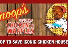 Snoop To Save Legendary Roscoe's Chicken From Bankruptcy (Maybe With One Small Caveat!)