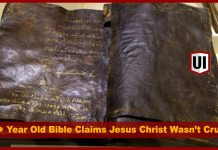 Jesus Christ Was Just A Prophet of God Says A 1,500+ Year Old Secret Bible 1
