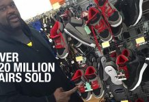 Love And Respect For Shaq: His Affordable Sneakers Have Sold Over 120 Millions Pairs 2