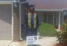 Conscious Teen Escorted Out of Graduation for Wearing Kente Cloth
