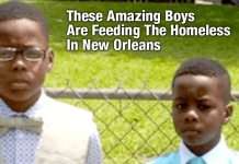 RESPECT: Two Pre-Teens Help New Orlean's Homeless While Most Do NOTHING