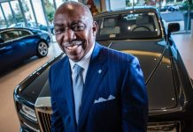 How the First African-American Rolls Royce Dealer Strived to Make His Way Up in the Auto Business