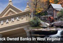 Black Owned Banks In West Virginia