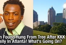 Black Man Found Hung From Tree After KKK Rally In Atlanta! What's Going On?