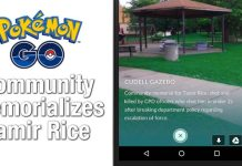Pokémon Go Has Memorialized Tamir Rice, The 12 Year Old Murdered By Cleveland Police