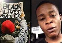 Former Marine Says He's Only a Thug When Fighting For Black People