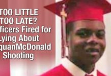 TOO LITTLE TOO LATE? 7 Officers Fired for Lying About #LaquanMcDonald Shooting