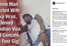 Beenie Man Infected With Zika Virus, Denied Canadian Visa And Cancels OVO Fest Gig! 2