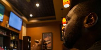 """Largest Black Owned Cigar Bar & Lounge, AKA """"The Black Cheers"""" Is Located in Miami"""