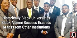 Historically Black Universities Black Alumni Success Exceeds Grads From Other Institutions