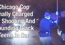 Chicago Cop Finally Charged For Shooting And Wounding Black Teens In Car