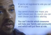 Jesse Williams Has A Strong Message For Those Thinking Of Not Voting!