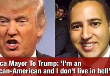 Ithaca Mayor To Trump: 'I'm an African-American and I don't live in hell'