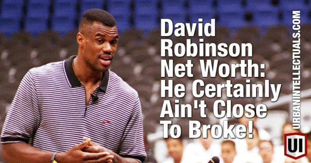 david robinson net worth