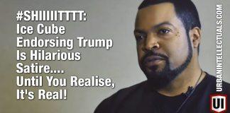 Ice Cube Endorses Trump
