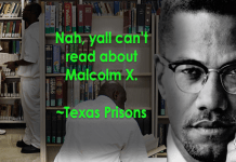 Texas Prisons Ban Books About Malcolm X & James Baldwin, But Allow Books About Hitler 1