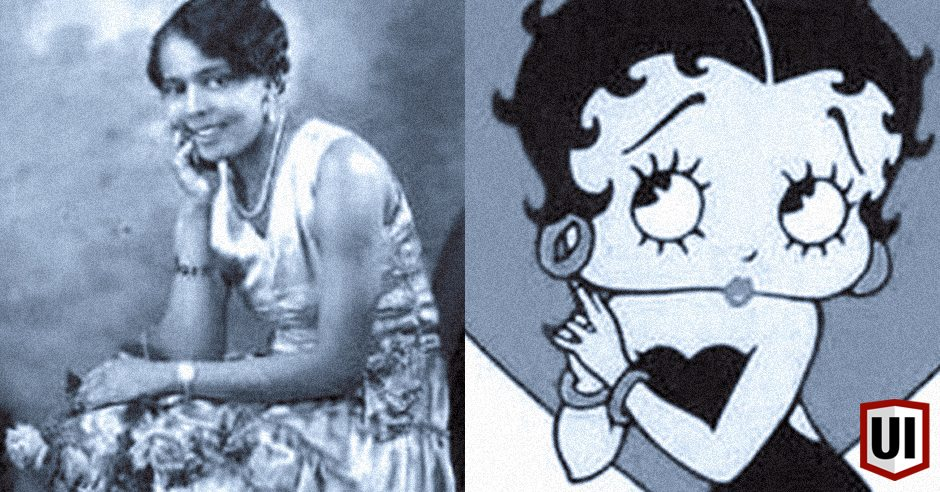 Did You Know The Real Betty Boop Was A Black Harlem Jazz Singer