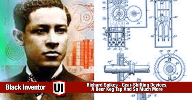 Richard Spikes Invented Gear Shifting Devices A Beer Keg