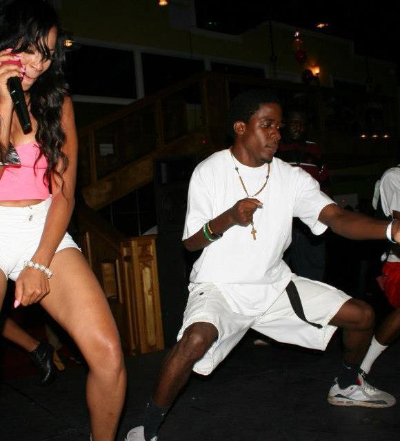 karlie redd bahamas club 5 Love And Hip Hop Star Karlie Redd Parties In The Bahamas Dancehall Style [Photo]