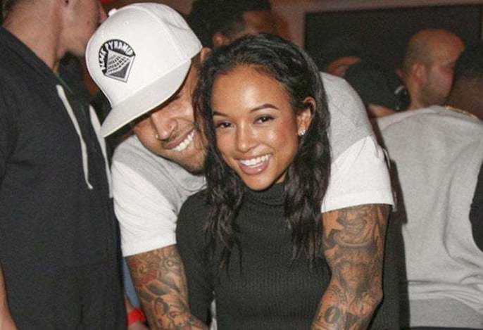 Image result for chris brown karrueche