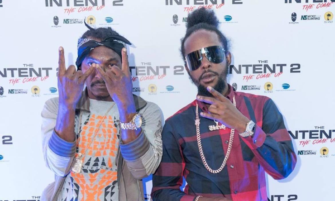 Popcaan and Shagel
