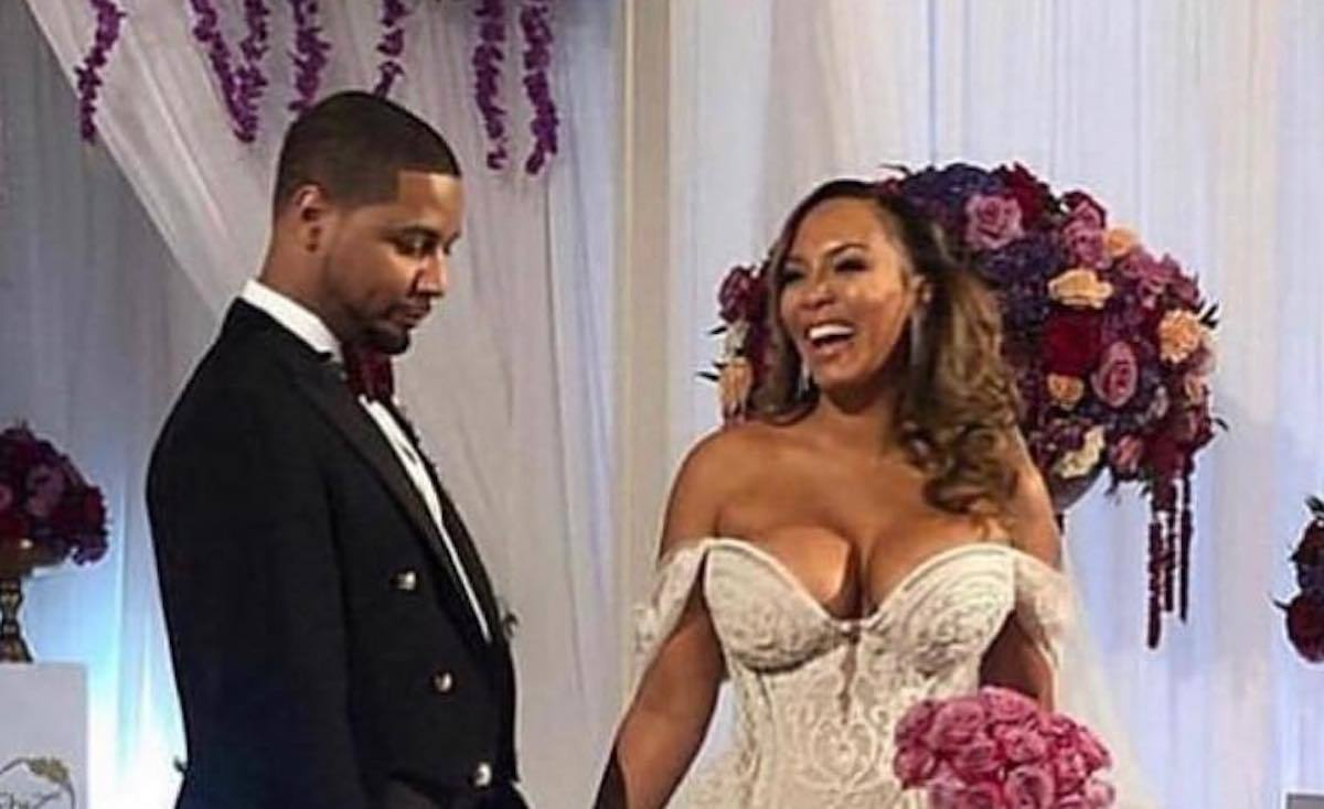 Juelz Santana And Kimbella Got Married Ahead Of His Prison