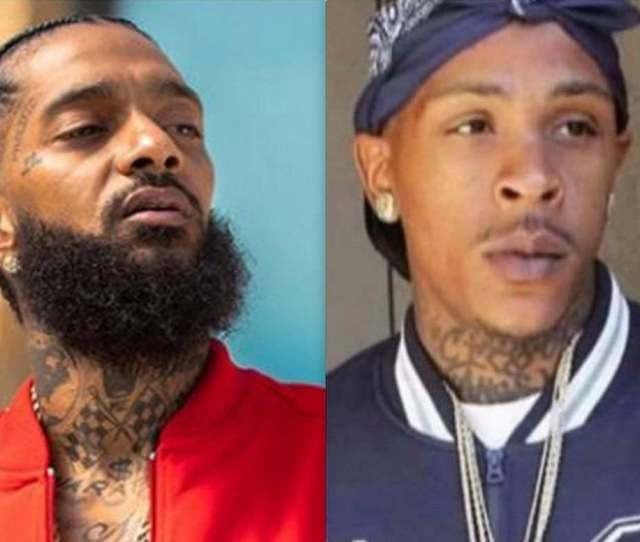 Nipsey Hussle And Eric Holder S Leslie Author Nipsey Hussles Murder Suspect Eric Holder Has Been Formally Charged