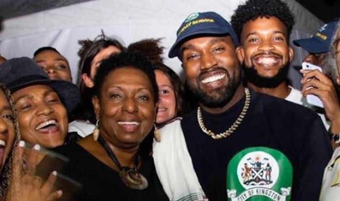Image result for Kanye west jamaica merch