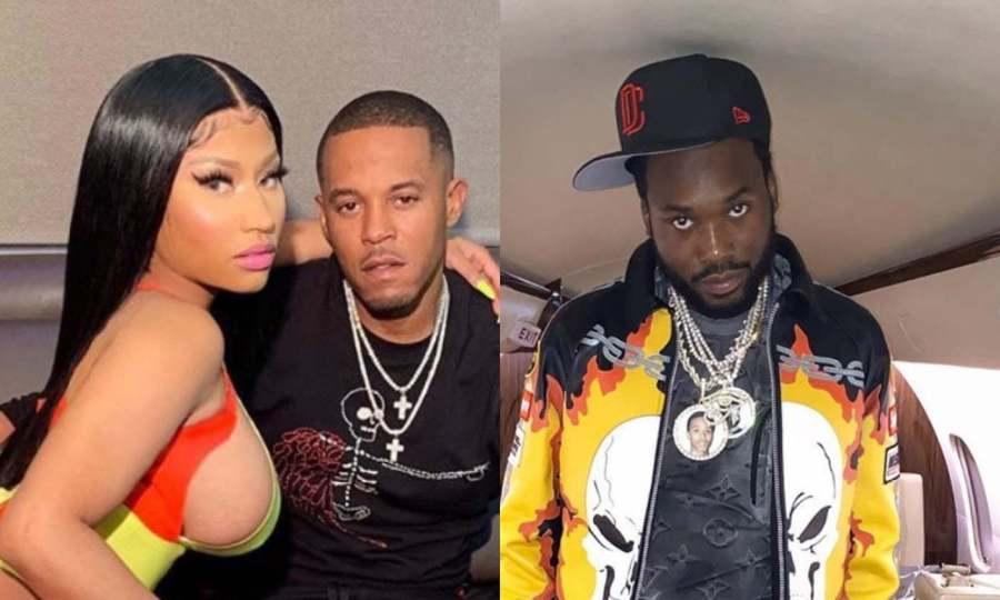 Nicki Minaj Kenneth petty meek mill lacking Hollywood