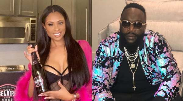 Rick Ross Ex-GF Calls Out Jennifer Williams For Alleged Relationship With Rozay - Urban Islandz