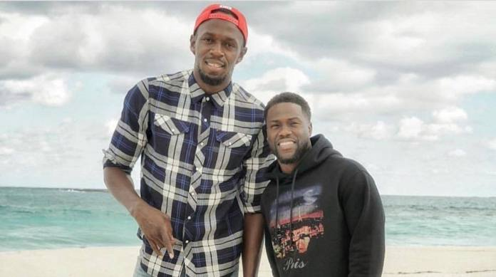 Kevin Hart Roasts NBC For Mixing Him Up With Usain Bolt ...