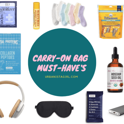 Ultimate Carry-on Bag Must Have's