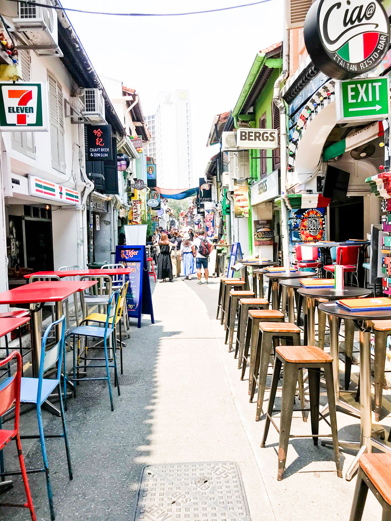 Haji Lane guide