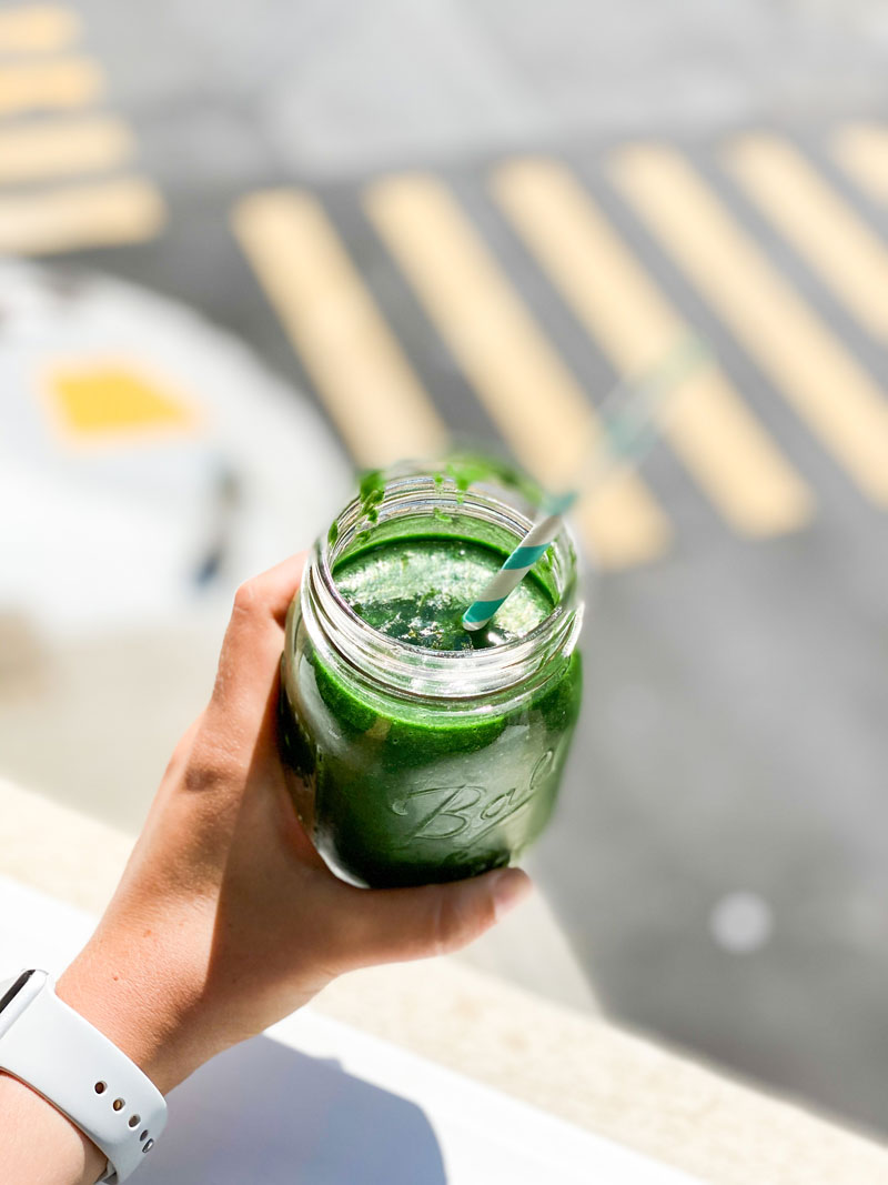 the best green juice recipe