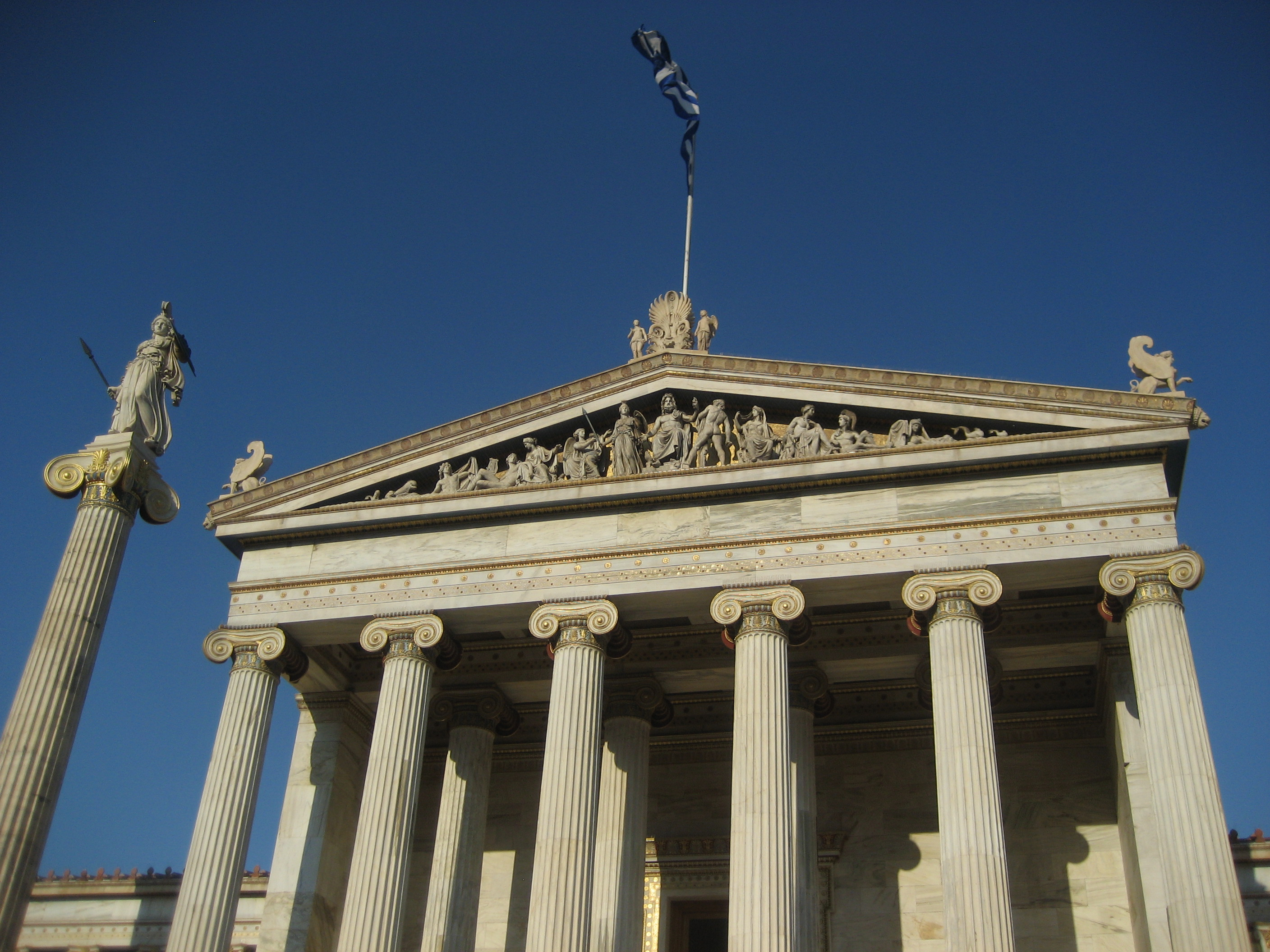Greek Architectural Styles Guide