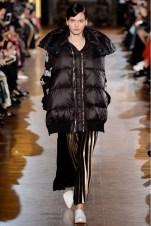 El abrigo del momento: el plumas