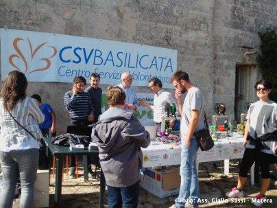 Stampa 3D con l'Ass. Syskrack e il CSV Basilicata alla Festa degli Aquiloni 2014 - Foto Ass. Giallo Sassi