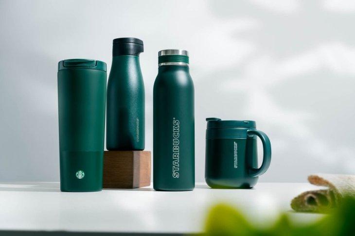 Starbucks® Essentials Matte Green