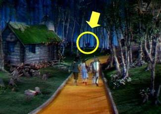 Man Hanging Himself In Wizard Of Oz
