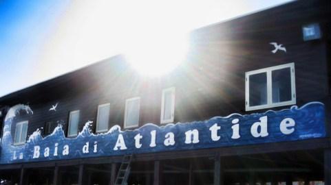 La Baia di Atlantide