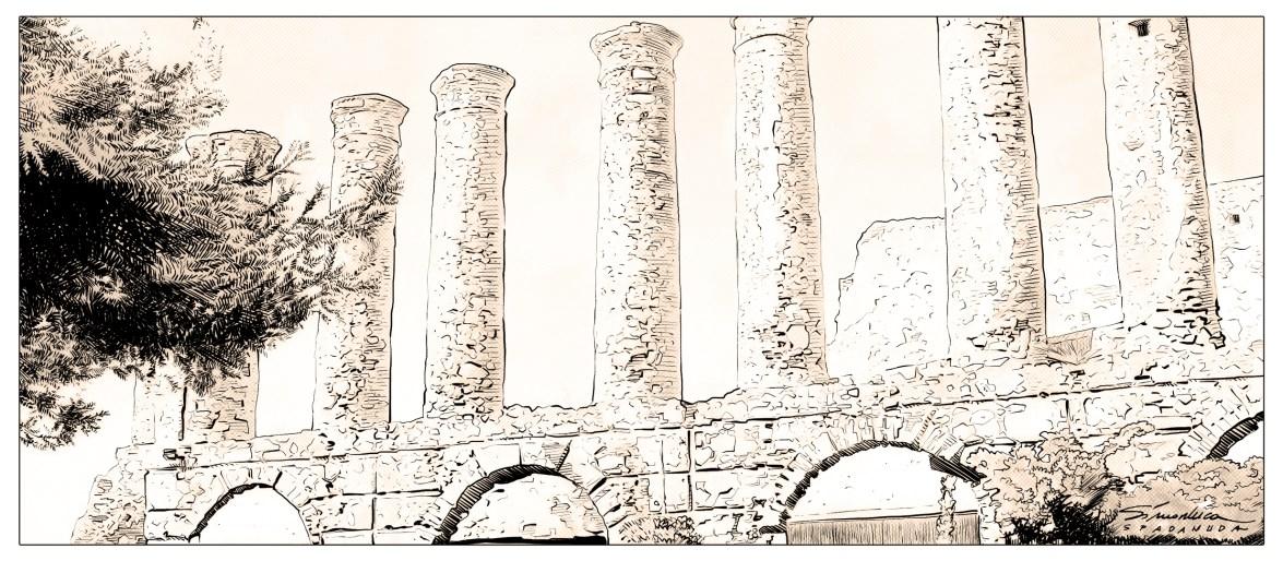 Digital Illustration by S. Spadanuda