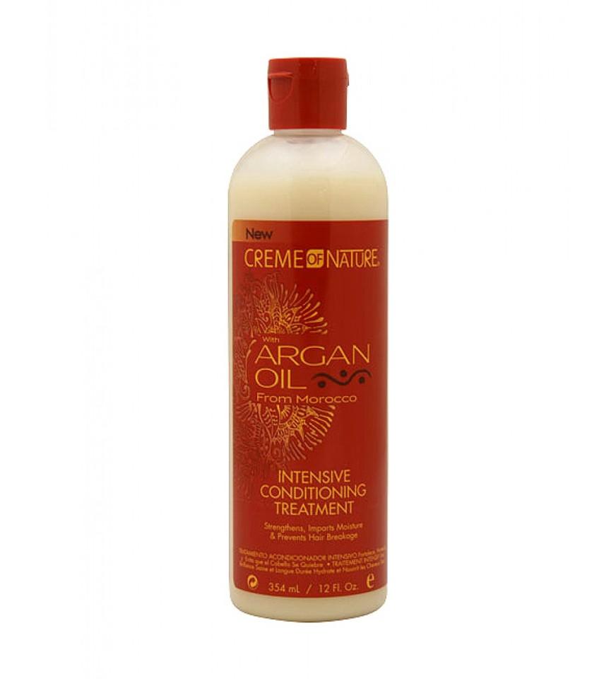 Argan Oil Deep Conditioner Natural Hair