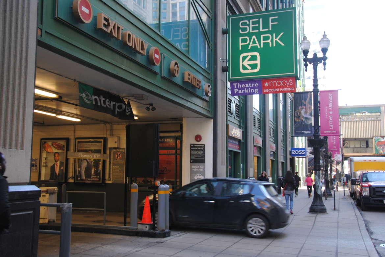 The 5 Best Public Parking Garages In Chicago Urban Matter