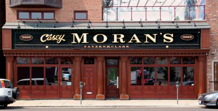 Casey Moran's