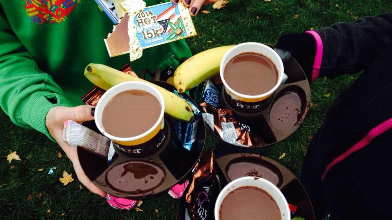 Hot Chocolate 15/5K