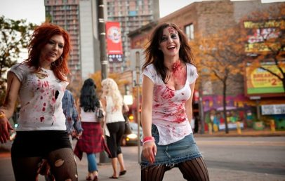 Chicago Zombie Pub Crawl