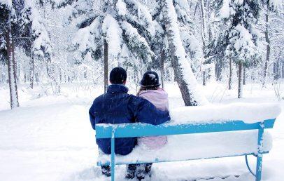 winter date chicago