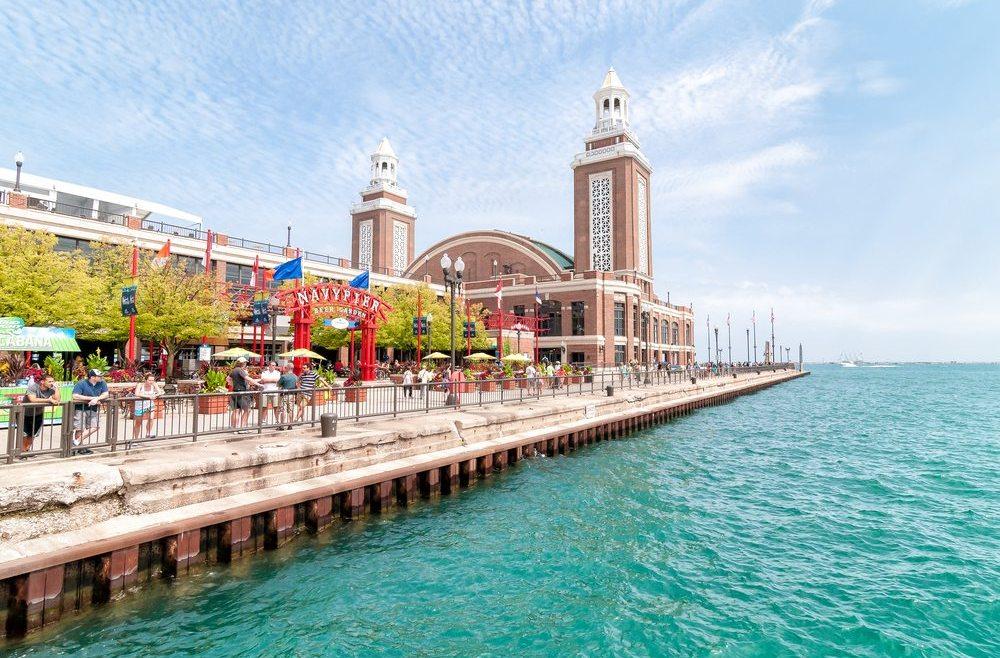 art show navy pier