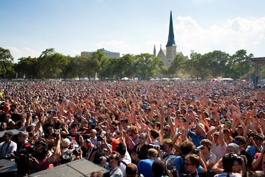 Here is your ultimate guide to Midwest summer music festivals!